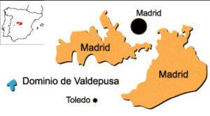 vin fra Madrid området