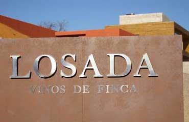 Indgangen til Losada