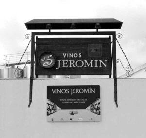 Jeromin vin fra madrid området
